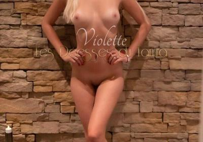 Déesse Violette